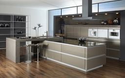 Contemporary Kitchen  local-plumbernottingham.co.uk