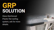 GRP Fiberglass Roofing Edinburgh