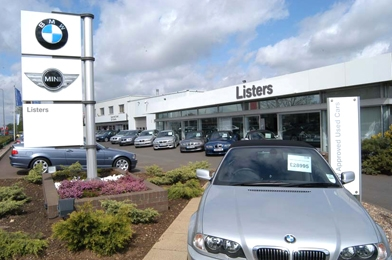 listers bmw king 39 s lynn in hardwick road king 39 s lynn. Black Bedroom Furniture Sets. Home Design Ideas