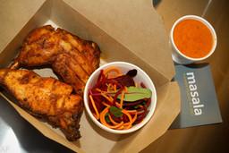 Tandoori Chicken @ Masala - Indian food to go
