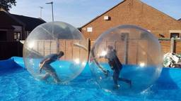 Water Zorb Hire Hartlepool, Billingham, Peterlee