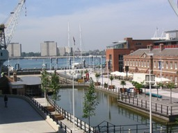 Canalside Portsmouth