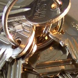 Cylinder Keys 5