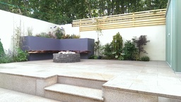 garden design by Aspects of Landscaping