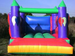12x12 Balloon Turret for toddles to 12yrs
