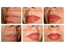 Semi Permanent Make Up - Full Lip Colour by El Truchan @ Perfect Definition