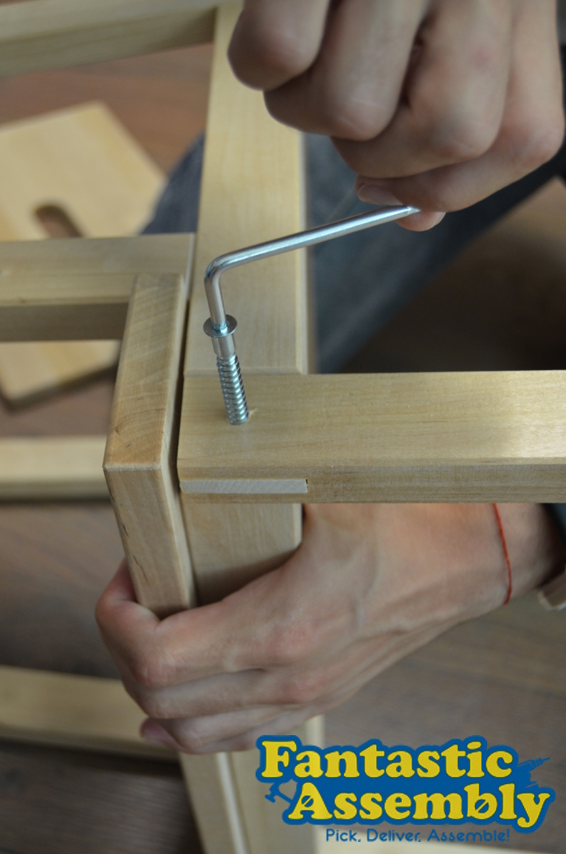 Fantastic Furniture Assembly In