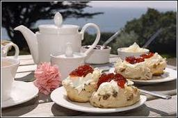 Homemade Devon Cream Teas
