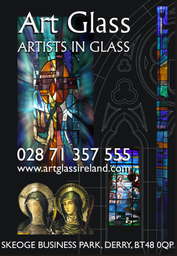 Art glass, Stained glass in Derry city Northern ir