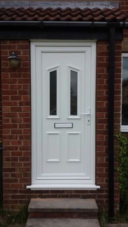 UPVC Door Replacement