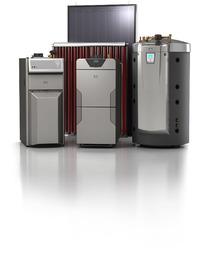 Biomass, solar Thermal and Tank kit