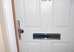 letterbox fitted