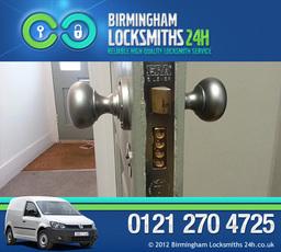 Anytime Locksmiths | Birmingham