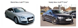 New and used Audi TT Cars