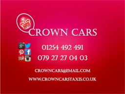 Crown Cars Taxi Service