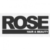 Rose hair and beauty