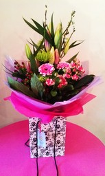 Handtie bouquets starting from £25.00