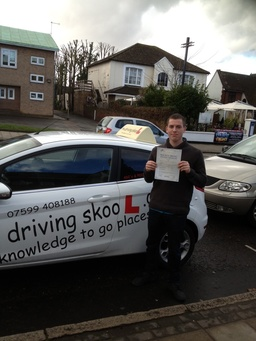 Driving Lessons Dagenham