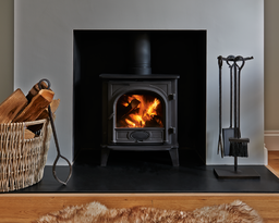 A Stovax Stockton 5 installed by Stove Wrks™