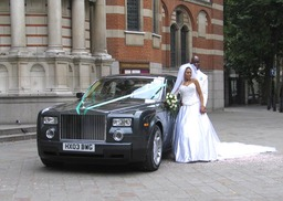 Asian Wedding Chauffeur Hire