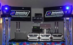 Intamixx Plasma Screens