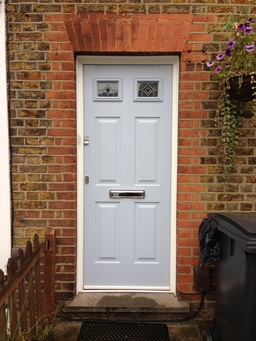 Solidor - Entrance Door Peaceful Home