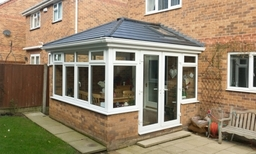 Conservatory with Celcius Solid Roof