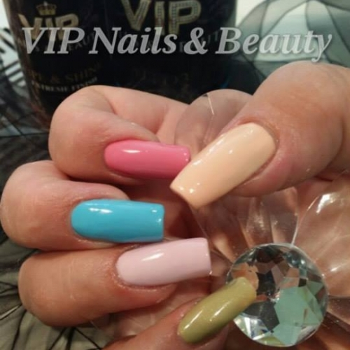 Nail Art Opening Times: VIP Nails & Beauty 30 Granary Road, East Hunsbury