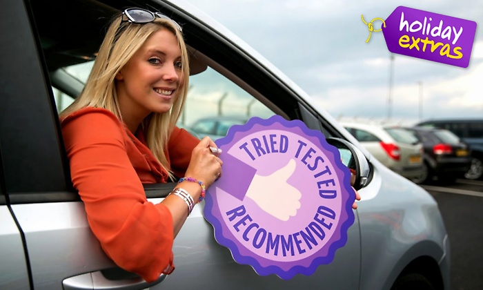 Holiday Extras Car Parking Review