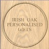 Irish oak personalised gifts