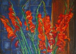 Kate Kirby's Gladioli
