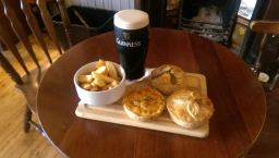 steak pies + guiness