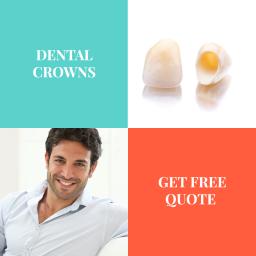 Dental crowns turkey