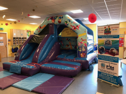 Bounce & Party Glasgow Party Themed Castle