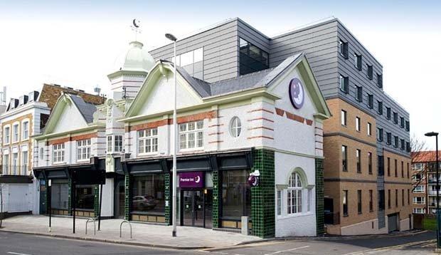 Premier Inn London Clapham Hotel 638 640 Wandsworth Road
