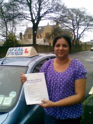 Lubna from Accrington