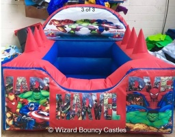 Marvel Superhero Ballpit