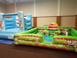 Soft play and Bouncy castle hire