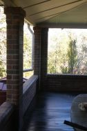 Complete veranda rebuild