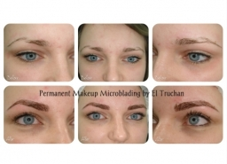 Microbladed 3D Eyebrows By El Truchan @ Perfect Definition