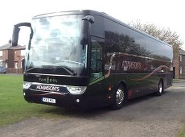 Adamson 39 S Coaches 8 Porlock Court Cramlington Ne23 3tt