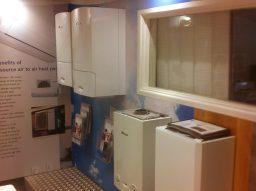 Simon Turner Boiler Showroom