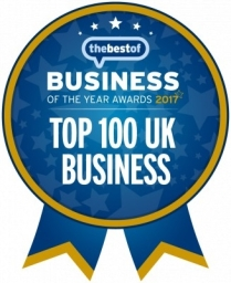 Boya 2017 Badges Top 100 Uk Business