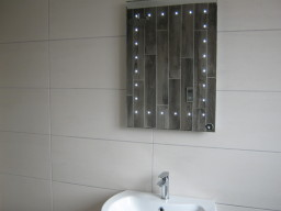 Morecambe, LED Mirror