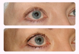 Semi Permanent Make Up - Natural Eyeliner by El Truchan @ Perfect Definition