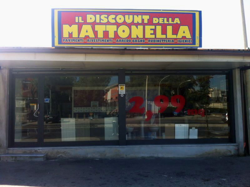 Awesome Il Discount Della Mattonella Images - Home Design - joygree.info