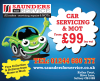 Saunders For Service Ltd