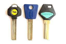 High Security Dimple Keys