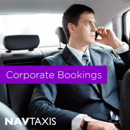 corporate executive bookings