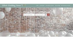 Portfolio - Which Wedding Venue Design and Develop